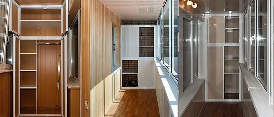 встроенные шкафы пласт сервис Okna Psru