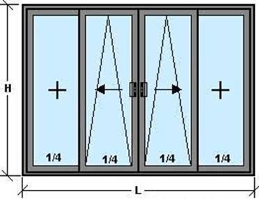 Раздвижное (наклонно-сдвижное) теплое остекление балконов и .